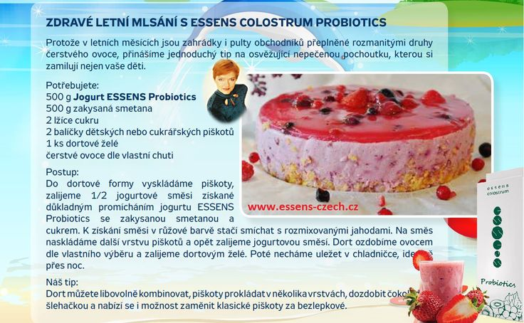 ZDRAVÉ MLSÁNÍ s JOGURTEM ESSENS www.essens-czech.cz