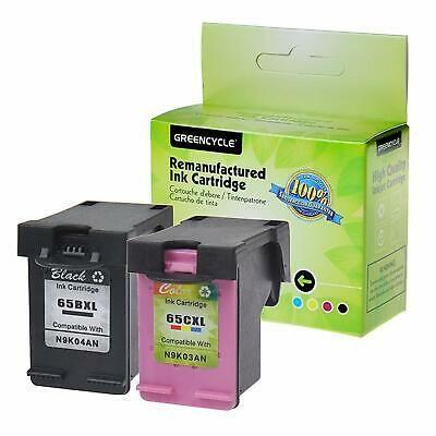 (eBay Link)(Ad) 65XL Black & Color Ink Cartridge ...
