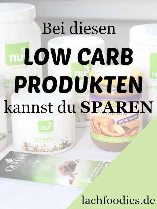 Bei diesen Low Carb Produkten kannst du SPAREN. Mandelmehl, Erythrit und Stevia - es kann schnell teuer werden, wenn man seine Ernährung umstellt. Das muss aber nicht sein. Diese Low Carb Produkte lohnen sich wirklich und bei diesen Produkten ohne Kohlenhydrate kannst du SPAREN.