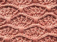 21 pontos de malha diferentes - Tutorial em: http://www.mypicot.com/beta/crochet_patterns_simple_textured.html 21 Different crochet stitches