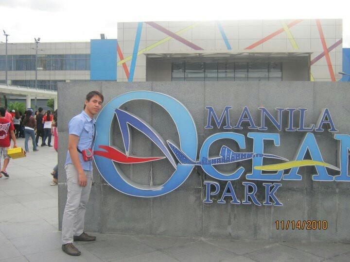 Manila Ocean Park, Pasay Philippines