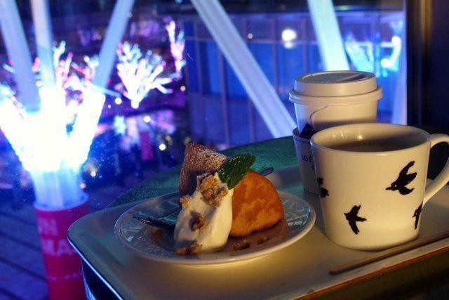 【六本木】カフェでゆっくり!東京ミッドタウン クリスマスイルミネーションおすすめの楽しみ方 | 東京散歩ぽ