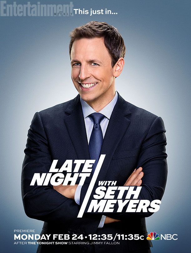 NBC - Late Night with Seth Meyers