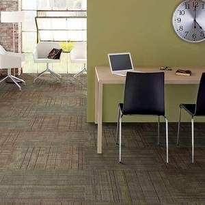 Shaw commercial carpet tiles are easy to install and durable and able to withstand heavy foot traffic.