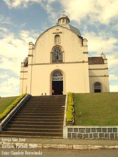 Um lugar chamado Dorizon: Igreja Sao Jose