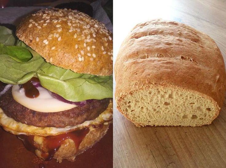 Megszületett az általunkkészített,eddigi legfinomabb hamburger zsemle recept, amit paleo diétázóknak, élesztőre érzékenyeknak, tejérzékenyeknak ésgluténérzékenyeknek is javaslok. Hihetetlenül finom, puha zsemle lesz az eredmény, ami szerintemfinomabb a hagyományos hamburger zsemlénél is. Sz