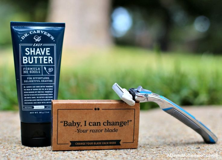 Give the Gift of Quality Shaving Supplies with Dollar Shave Club & The $5 Box AD