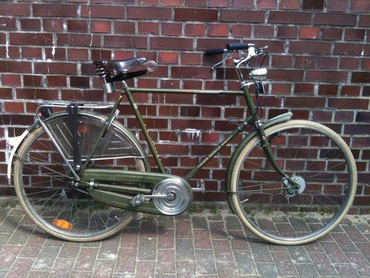 Gazelle Hollandrad Fahrrad Stadtrad Cityrad Tourenrad