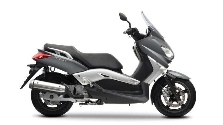X-MAX 125 / ABS 2013 Media - Scooters - Yamaha Motor España Marketing