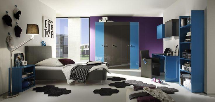το μπλε δωμάτιο