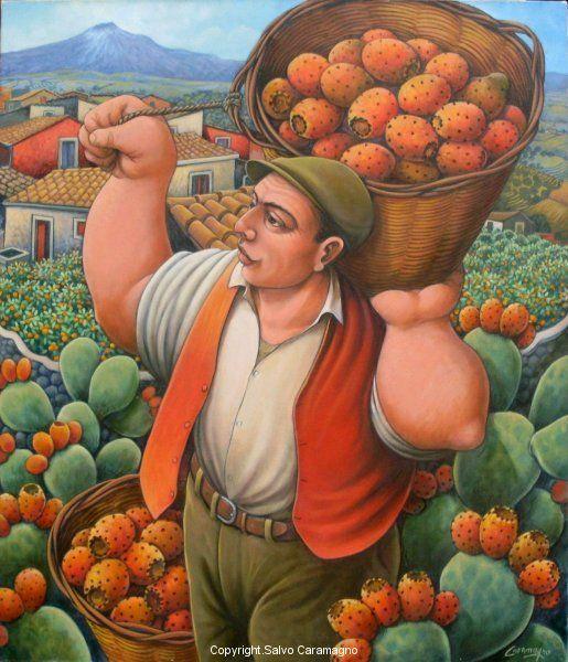 Salvo Caramagno – Artista Catanese