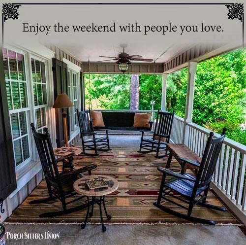 We spend the majority of our week at work. Spend your weekend nurturing the relationships that matter.