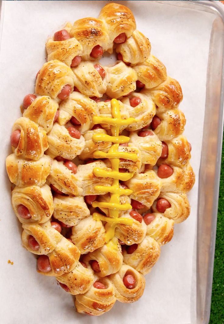 Pigskin In A Blanket   - Delish.com