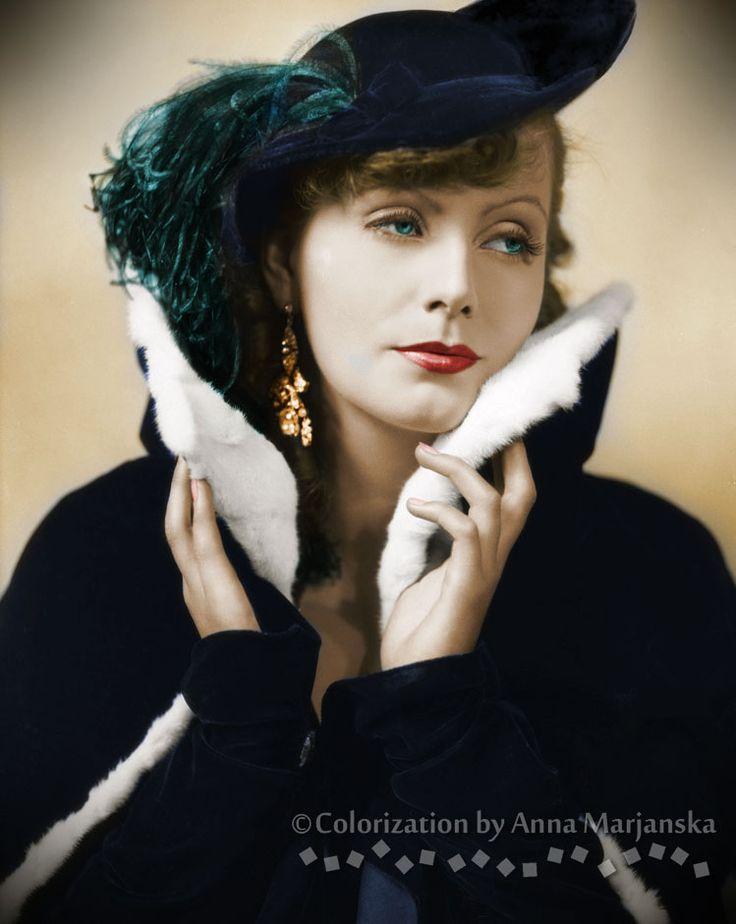 Greta Garbo 1930