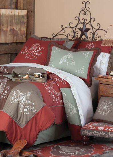 True Western Bedding Collection
