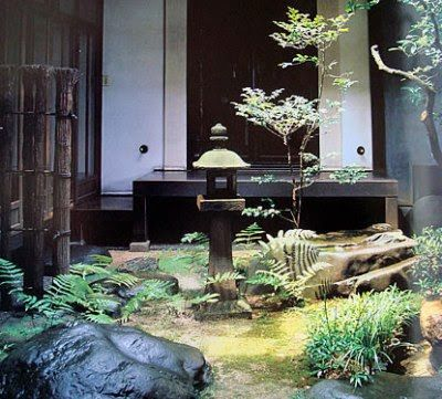 Foto jardin peque o zen japones decoraci n pinterest for Jardines chinos pequenos