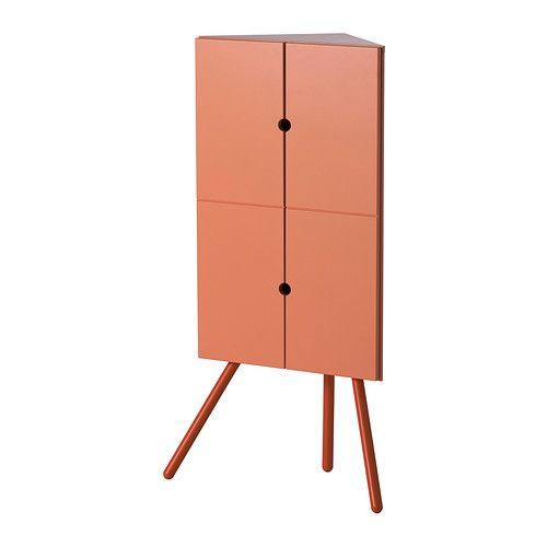 IKEA PS 2014 コーナーキャビネット - ピンク - IKEA