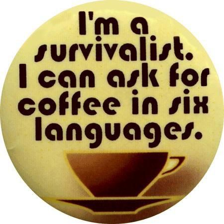 Survivalist!