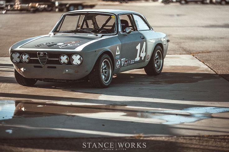 The Rat Alfa - Chris Gonyea's 1971 Alfa Romeo 1750 GTV