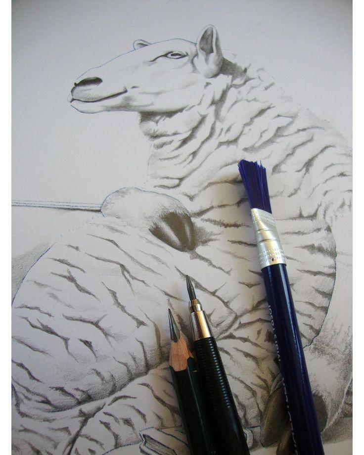 "Detail from one of my pencil worrks called ""Sheep""  #supportart #support #artists #worldofpencils #art_motive #arte #art_collective #art_we_inspire #art_empire #artsy #sketch #draw #drawing #pencil #arts_help #artsanity #worldofpencils #worldofartists #artwork #graphite #sketchbook #draw #robart #paper #pencildrawing #artoftheday #photooftheday #wip #instaart #worldofpencil instagram | art | ideas | follow"