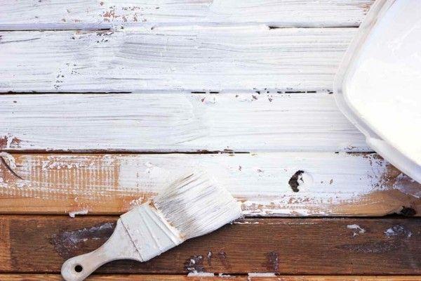 Weisse Farbe Möbel Dekorieren Shabby Chic Deko Selber Machen | Dekoration    Decoration Ideas   Deko Ideen | Pinterest