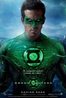 Green Lantern Movie Poster 24x36