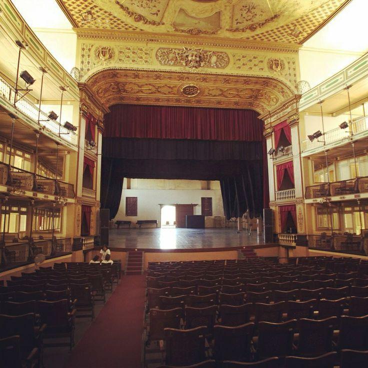 Tomas Terry theatre Cienfuegos Cuba