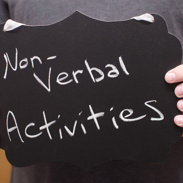 Reaching the Nonverbal 1: Nonverbal Communication Activities for Adults