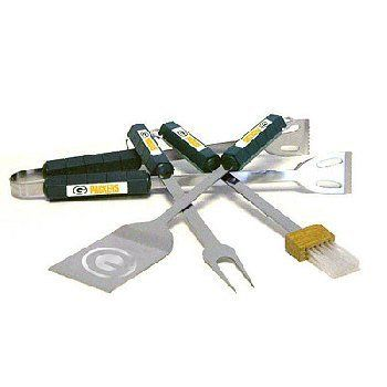 NFL BBQ & Grilling Sets - Green Bay Packers Case Pack 6 by DDI. $305.33. NFL BBQ & Grilling Sets - Green Bay Packers Case Pack 6