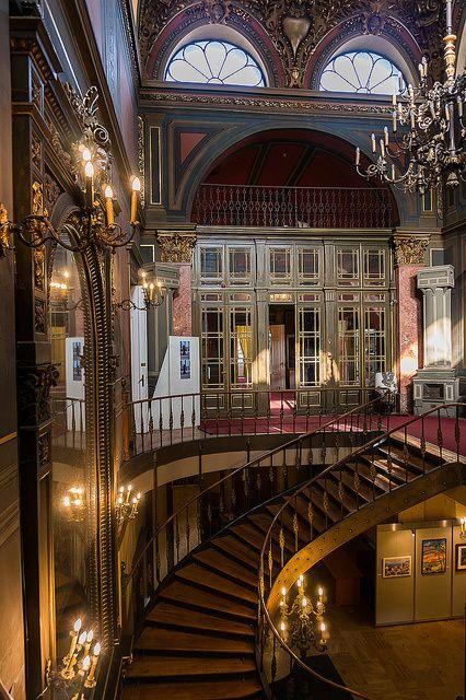 Bucharest Romania Sutu Palace