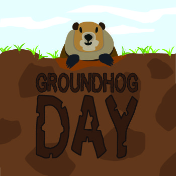 a comparison and contrasts of groundhogs day and the fall in literature Groundhog day 2017: winter is (still) coming, punxsutawney phil says  in  comparison, staten island chuck's accuracy rate of 80 percent is.