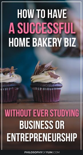 Home Bakery Baking Business From