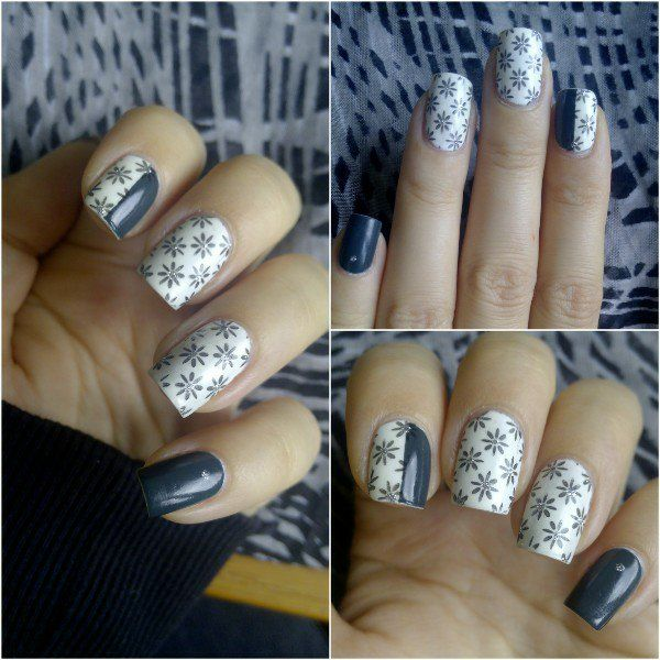 47 best Nails by me images on Pinterest | Nailart, Aqua and Bloemen