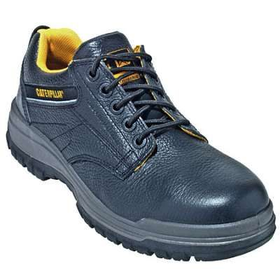 Caterpillar 90000 Black Steel Toe Dimen Men's Work Shoe