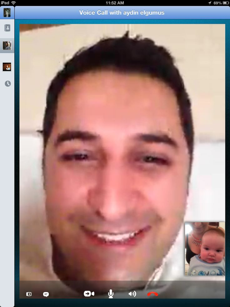 First Skype date with uncle aydinxxxxxxx