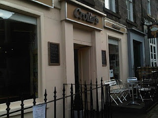 Crolla's is great place for takeaway lunch on Broughton Street