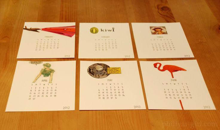 Diy Calendar Card : Best farewell card images on pinterest