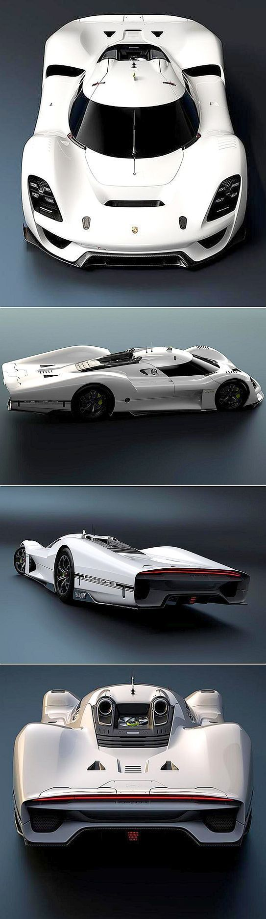Porsche 908-04 Concept 2016 - based on 918 Spyder, the idea from the legendary… - https://www.luxury.guugles.com/porsche-908-04-concept-2016-based-on-918-spyder-the-idea-from-the-legendary/
