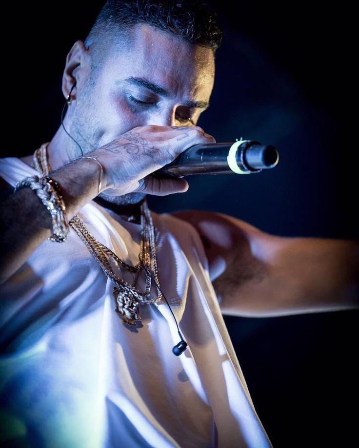 Marracash (@kingmarracash) su Instagram:Giovedì 27 Santeria Live al Summer Arena di Soverato.