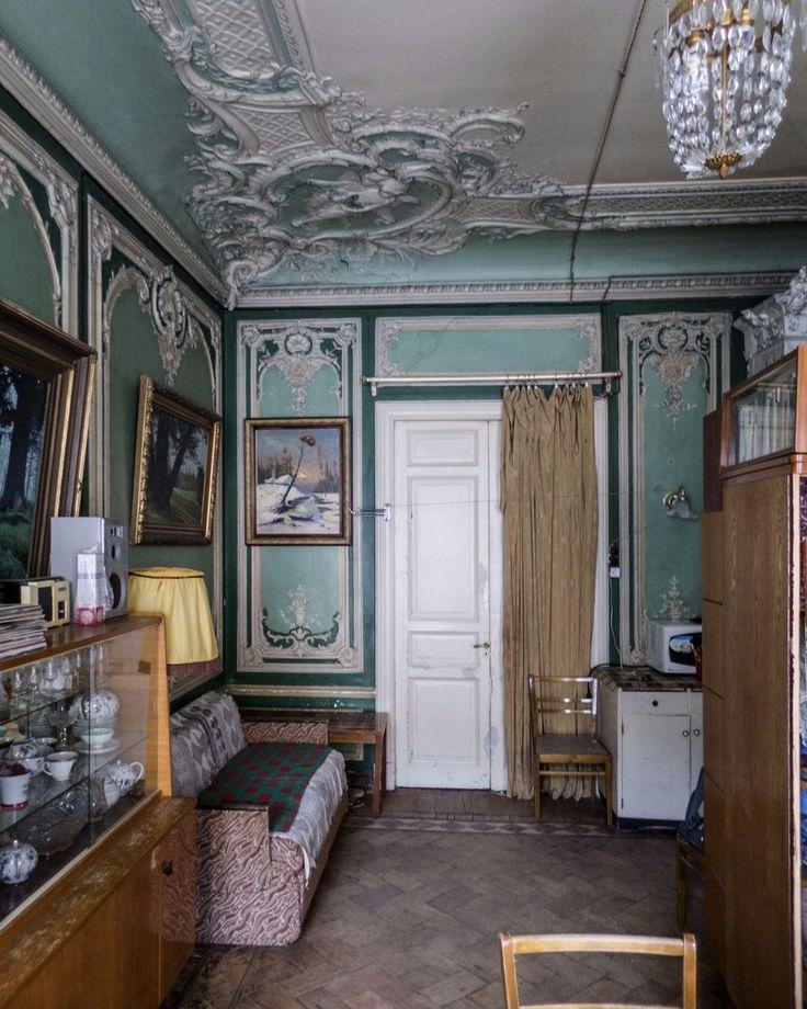 рекомендуют старые квартиры в санкт петербурге фото питается традиционных заведениях