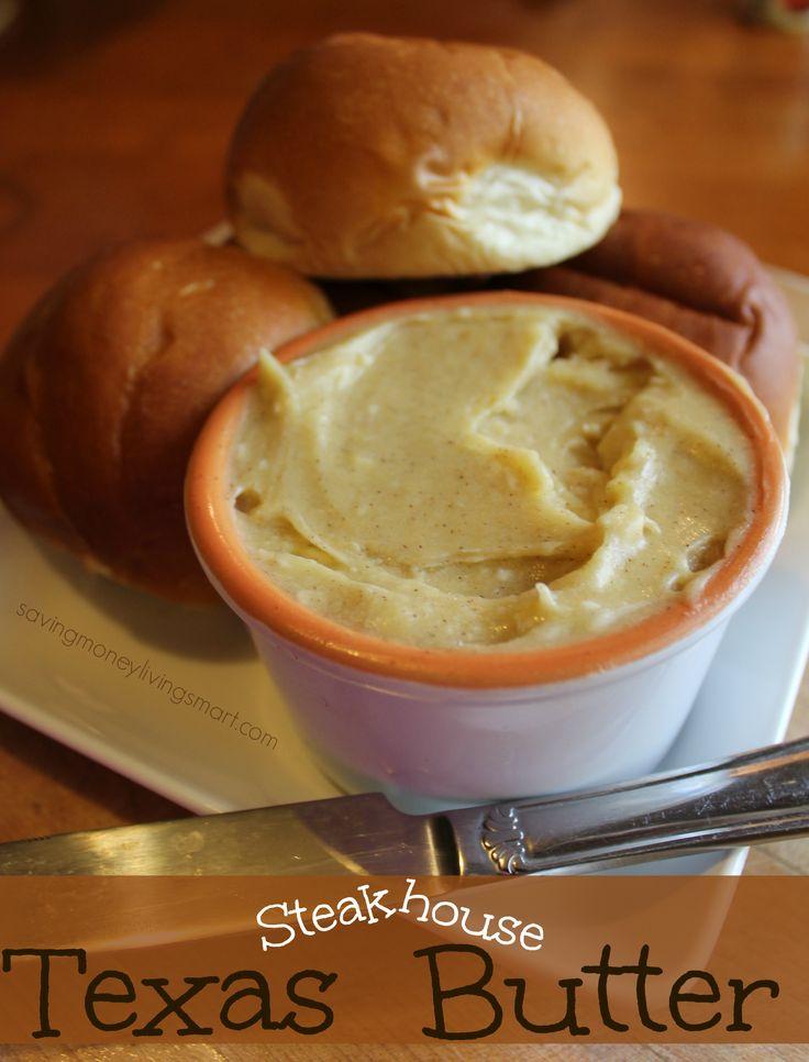 Texas Steakhouse Butter Recipe