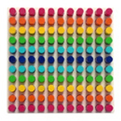 Hello Charlie - Hess Spielzeug Coloured Peg Board, $32.95 (http://www.hellocharlie.com.au/hess-spielzeug-coloured-peg-board/). A wonderful toy for a 3 year old to learn about patterns - highly engrossing, and one of my favourites.