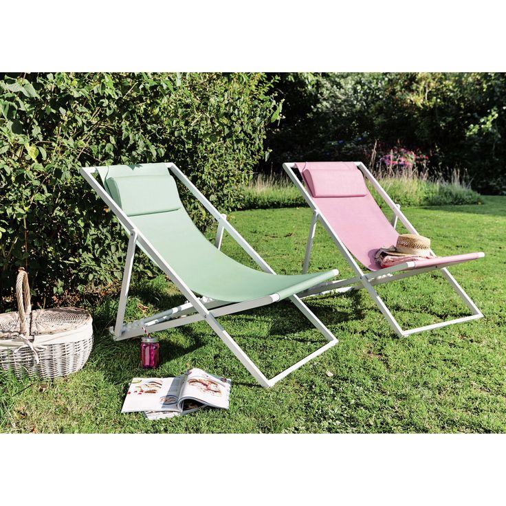 Chaise suspendue maison du monde perfect fauteuil maisons for Chaise longue jardin maison du monde