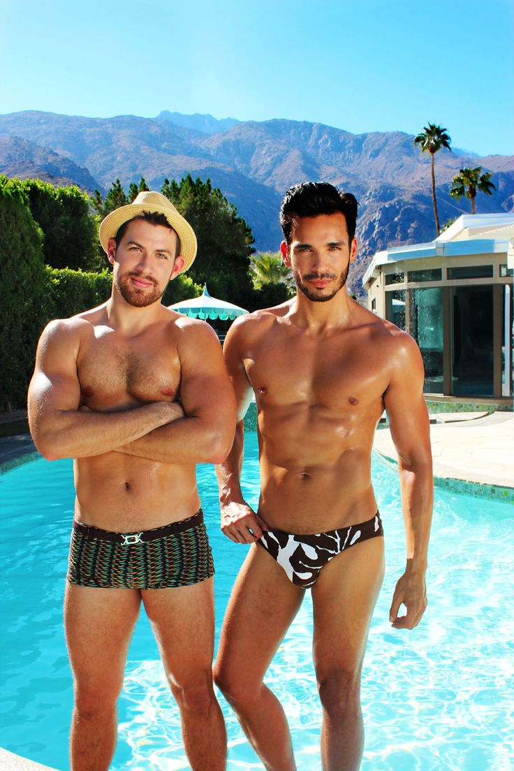 from Kade gay b b palm springs