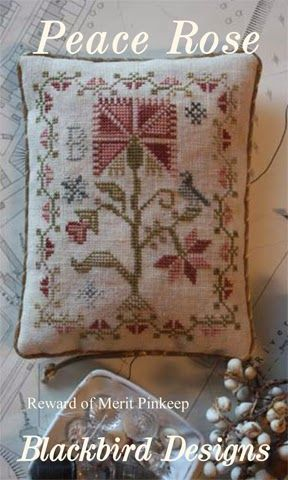Blackbird Designs - One stitch at a time: Back from Market