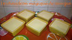 Crème dessert à l'orange WW au Thermomix - Le chaudron magique