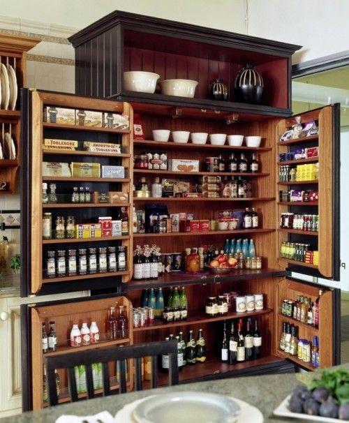 How to Find Hidden Storage in Your Kitchen Cabinets