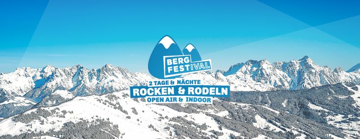 Wolfmother, Skindred, Zebrahead, Northcote, Matze Rossi and Jon Snodgrass have already been confirmed at Bergfestival 2016 Rock music Festival in the Austrian Mountains. 2-4th December 2016