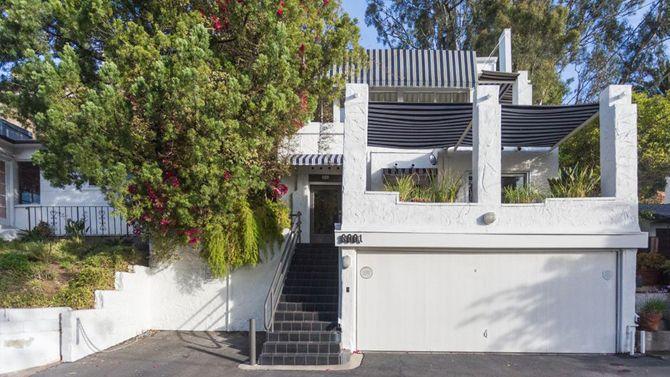 Comedian Richard Lewis Lists Celeb-Pedigreed Hollywood Hills Pad