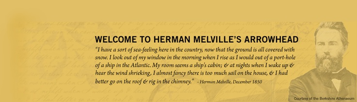 Arrowhead: Home of Herman Melville - Pittsfield, MA